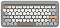 Lofree Four Seasons Mechanical Keyboard - Autumnal Grey (Autumn)