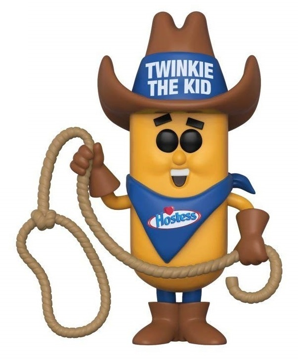 Ad Icons - Twinkie the Kid Pop! Vinyl Figure (with a chance for a Chase version!)