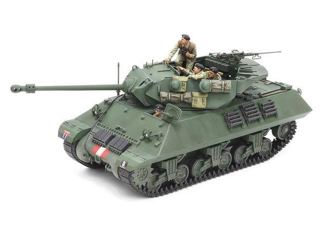 Tamiya: 1/35 British Tank Destroyer M10 IIC Achilles - Model Kit