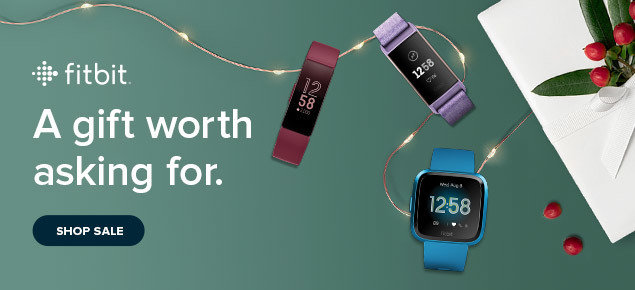 Fitbit for Christmas! - SALE ON NOW!