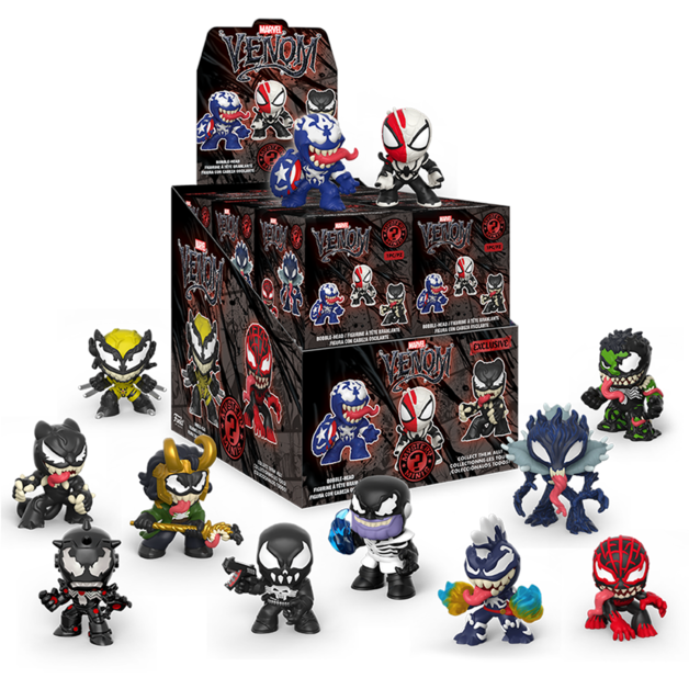 Marvel: Venomized Mystery Minis (Walmart) - Vinyl Figure (Blind Box)