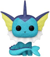 Pokemon: Vaporeon (Diamond Glitter) - Pop! Vinyl Figure