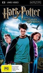 Harry Potter And The Prisoner Of Azkaban for PSP