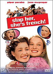 Slap Her, She's French on DVD