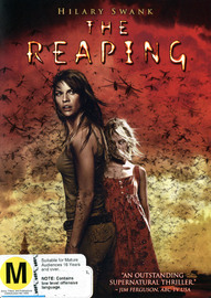 The Reaping on DVD image