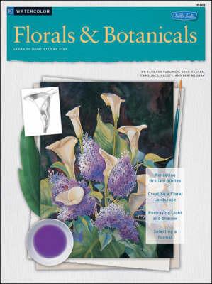 Watercolor: Florals & Botanicals by Caroline Linscott