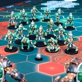 Dreadball Koeputki Kolossals Zee Team (New Version)