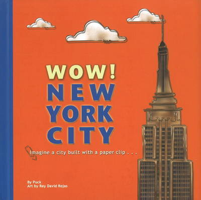 Wow! New York City by Puck