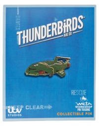 Thunderbird 2 Collectible Pin