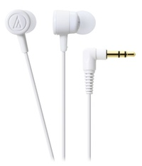 Audio-Technica: ATH-CKL220 'DIP' In-Ear Headphones - White
