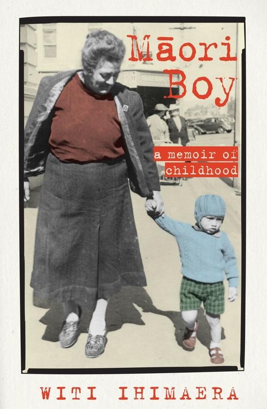Maori Boy by Witi Ihimaera