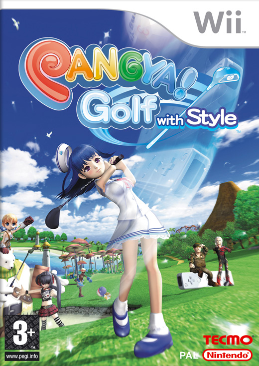 Pangya! Golf with Style for Nintendo Wii image
