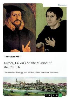 an overview of the beliefs of luther and calvins equation of work and vocation Supporters of calvinism believe that individuals are sent to hell because of their beliefs: ie they have not trusted jesus as lord and savior who elmer towns, dean of the school of religious liberty, said hunts' book exposes traditional calvinism for portraying god in a totally unscriptural manner.
