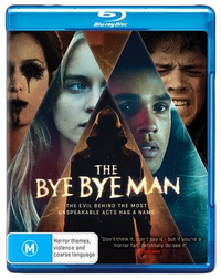 The Bye Bye Man on Blu-ray