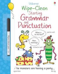 Wipe-Clean Starting Grammar and Punctuation by Jane Bingham