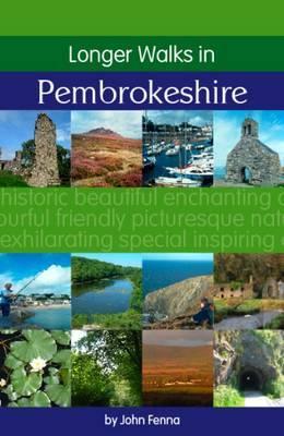 Longer Walks in Pembrokeshire by John Fenna image