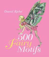 500 Fairy Motifs by Myrea Pettit image