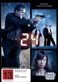 24 - Season 7 on DVD