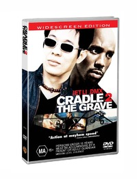 Cradle 2 The Grave on DVD image