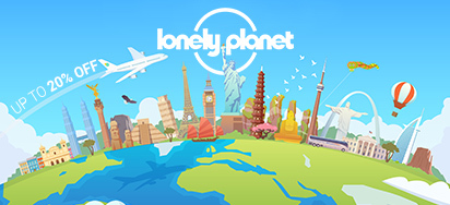 Lonely Planet Travel Promotion