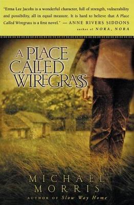 A Place Called Wiregrass by Michael Morris image