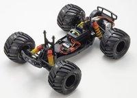 Kyosho 1/10 EP 2WD Monster Tracker Readyset Type 1 - (Orange) image