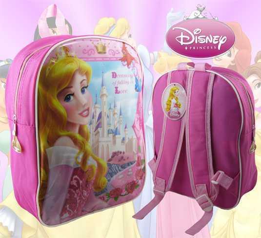 Sleeping Beauty Junior Backpack