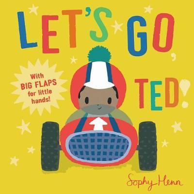 Let's Go, Ted! by Sophy Henn image