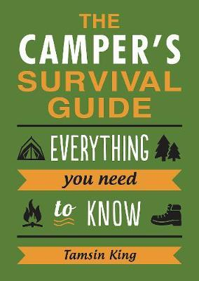 The Camper's Survival Guide by Tamsin King image