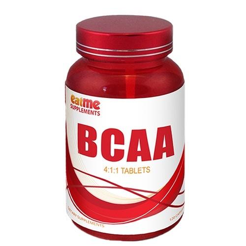 Eat Me BCAA 4:1:1 120 Capsules