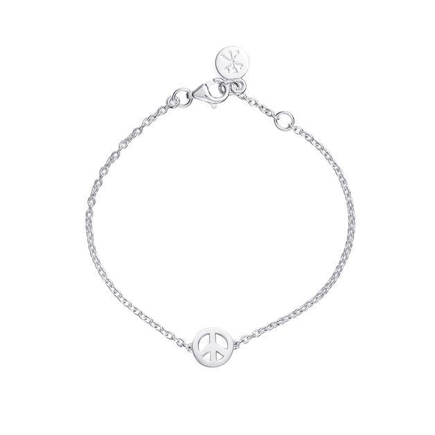 Bo + Bala: Peace Bracelet