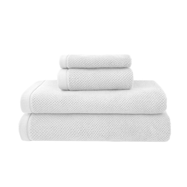Bambury: Bath Towel - White