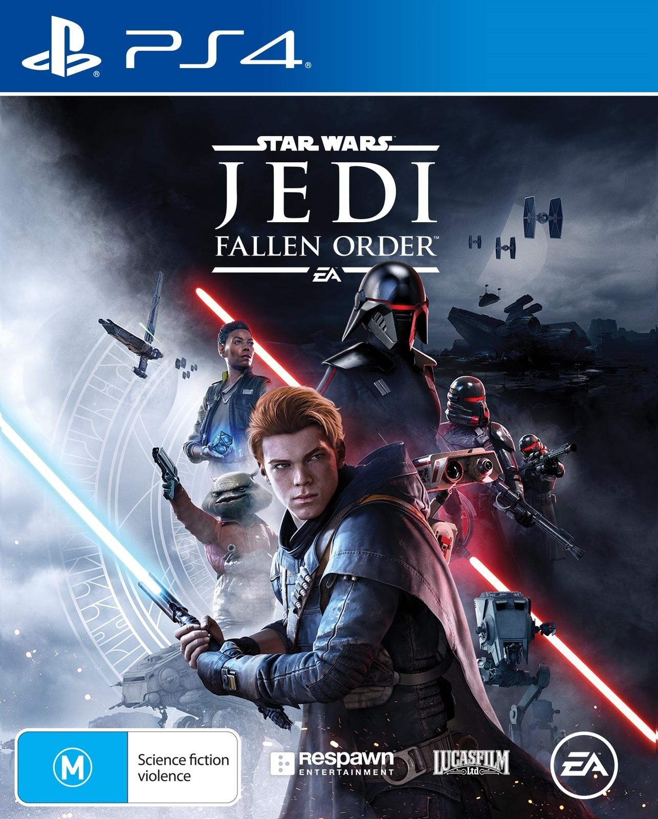 Star Wars Jedi: Fallen Order for PS4 image
