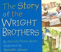 Story of the Wright Brothers by Michelle Prater Burke image
