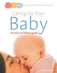 Caring for your baby by Naia Edwards image
