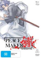 Peacemaker - Vol 5 - The Spider's Web on DVD