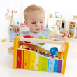 Hape Wooden Pound and Tap Bench