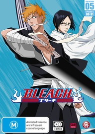 Bleach Collection 05 (Eps 80-91) (Season 4 Part 2) on DVD