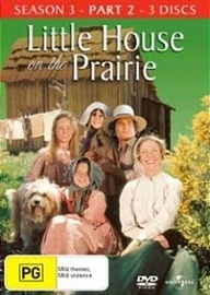 Little House On The Prairie - Season 3: Part 2 (3 Disc Set) on DVD image