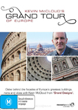 Kevin McCloud's Grand Tour of Europe DVD