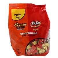 Hershey's Party Bag (Kit Kat Minis/Reese Minitures) - 1.13kg