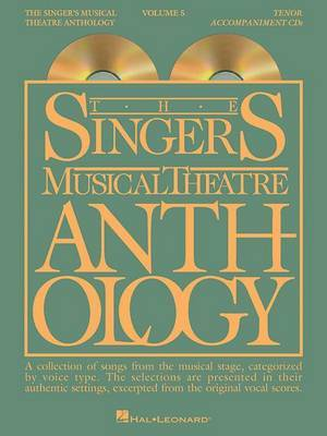 The Singer's Musical Theatre Anthology: Tenor image