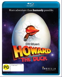 Howard The Duck on Blu-ray