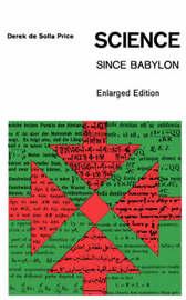 Science Since Babylon by Derek D. Price image