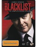 The Blacklist - Season 2 on DVD