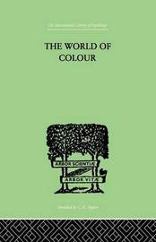 The World Of Colour by David Katz image