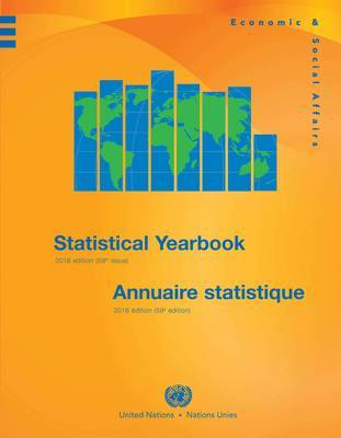 Statistical Yearbook 2016 by United Nations Department for Economic and Social Affairs