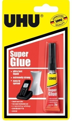 UHU : Super Glue Liquid (3g)