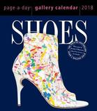 Shoes Page-A-Day Gallery Calendar 2018 by Workman Publishing