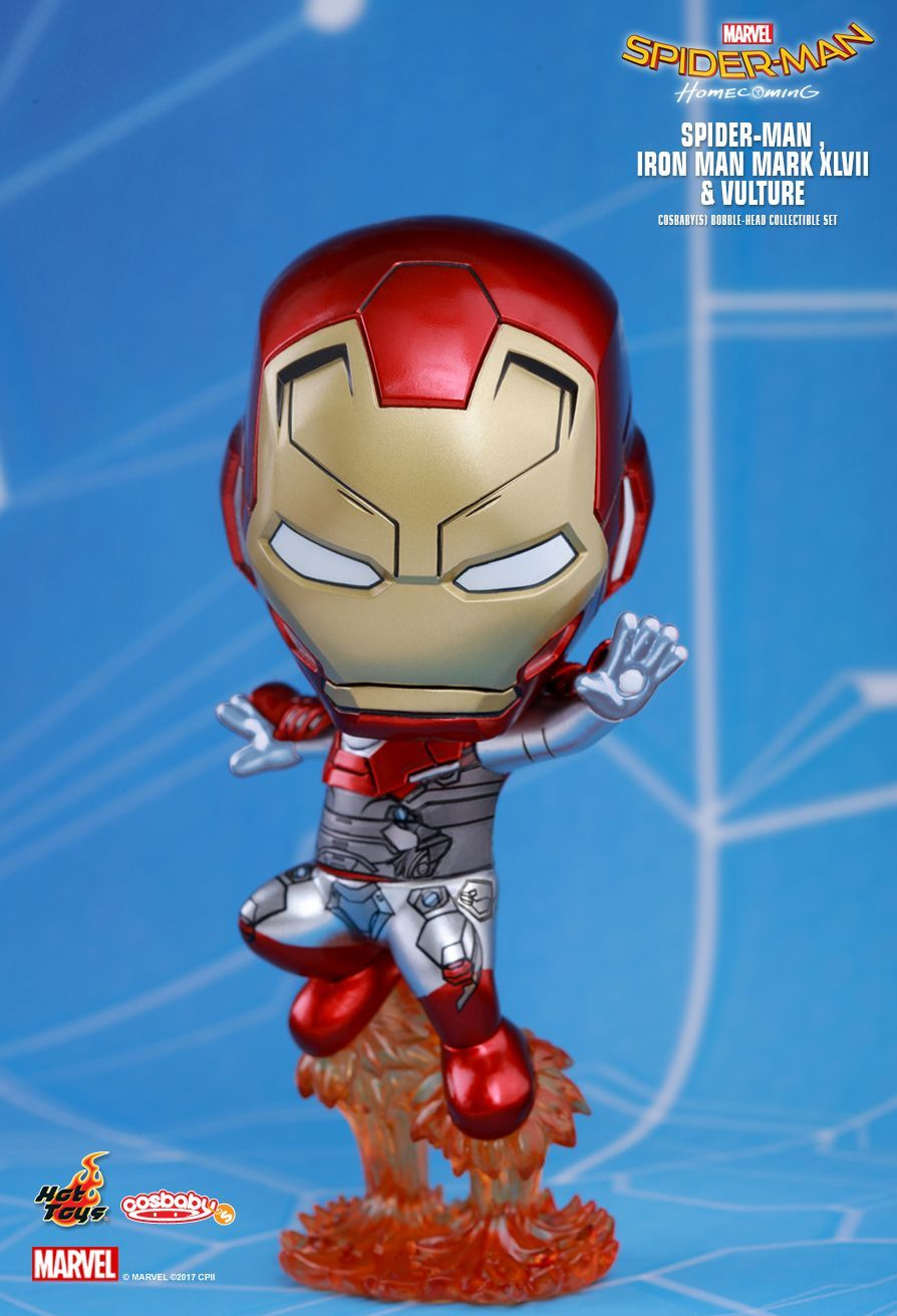 Spider-Man: Homecoming - Cosbaby Set #1 image